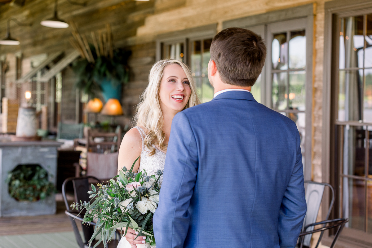 Weddings at Quail Branch Lodge